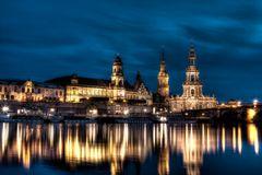 Altstadt Dresden (HDR-Spielereien Variante 3)