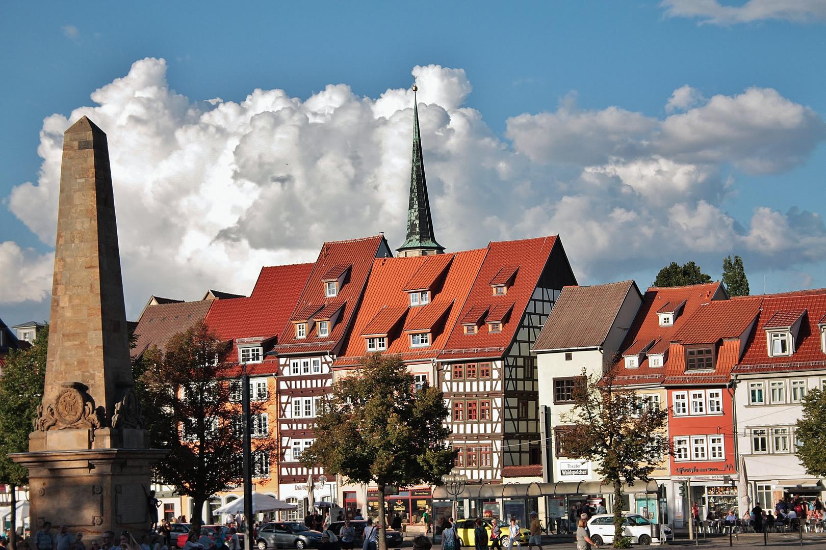Altstadt Erfurt/Domplatz