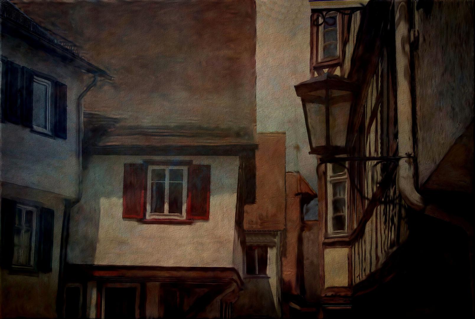 Altstadt Idylle