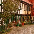 Altstadt in Halberstadt