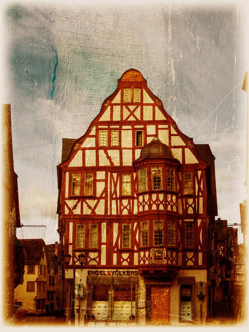 Altstadt in Limburg a.d. Lahn