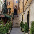 Altstadt in Rom
