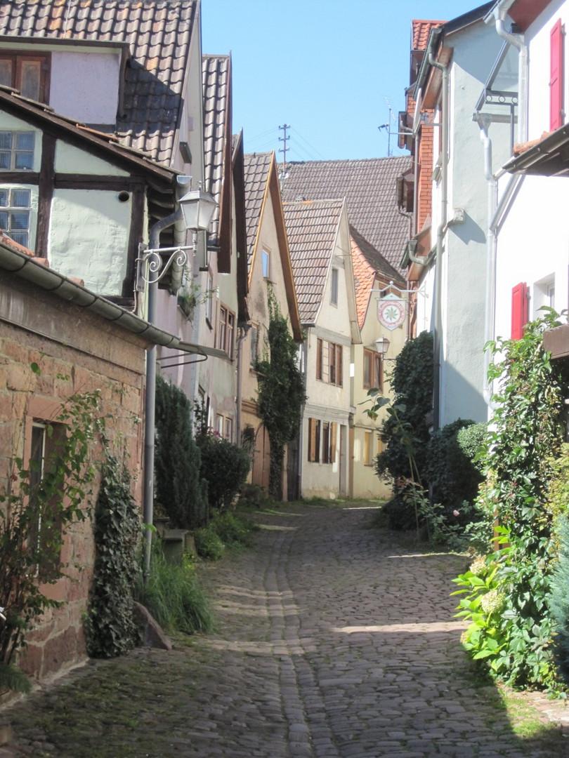 Altstadt Lohr / Main