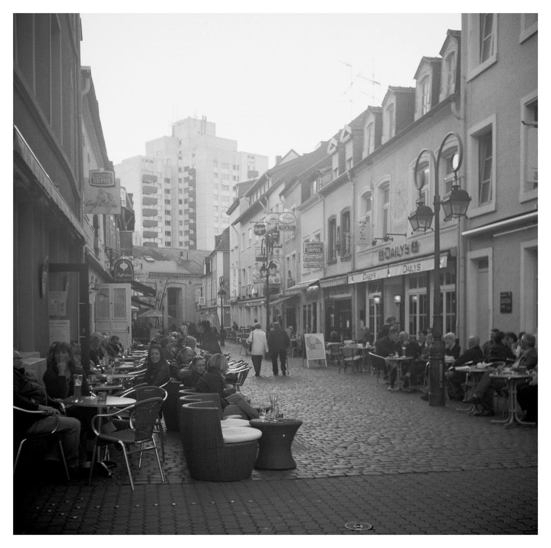 Altstadt Saarlouis....