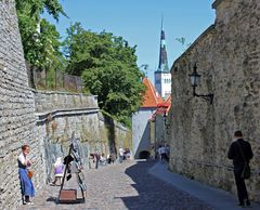 Altstadt, Tallinn
