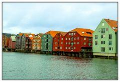 Altstadt Trondheim