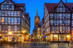 Altstadt und Marktkirche