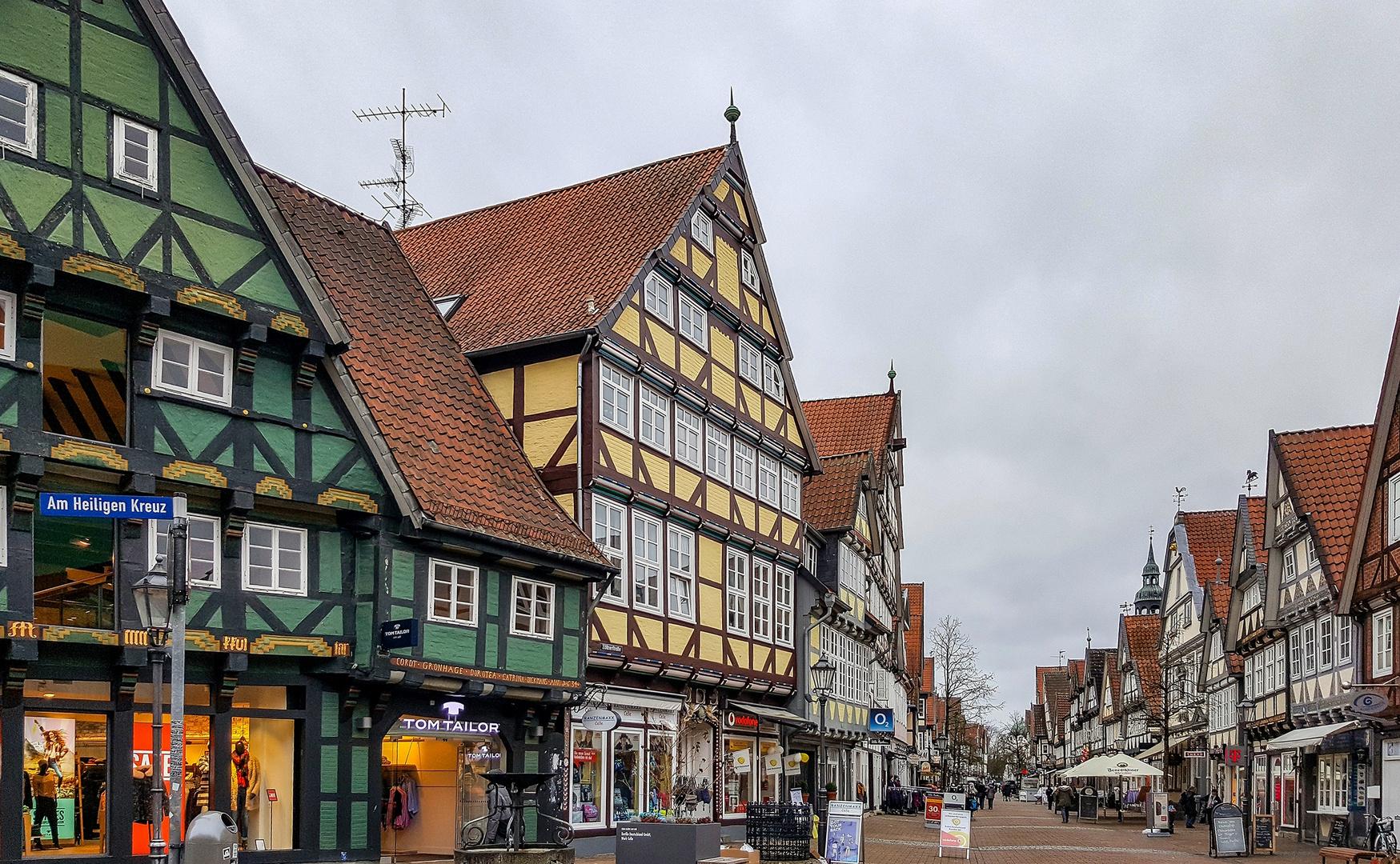 Celle Altstadt