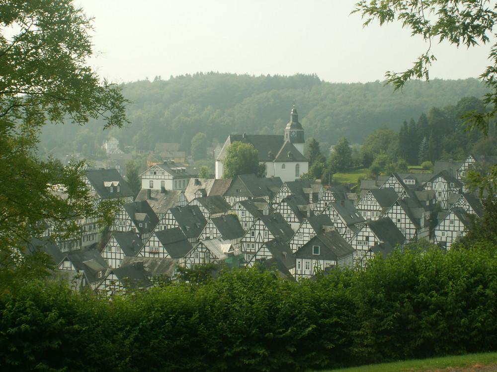 Altstadt von Freudenberg