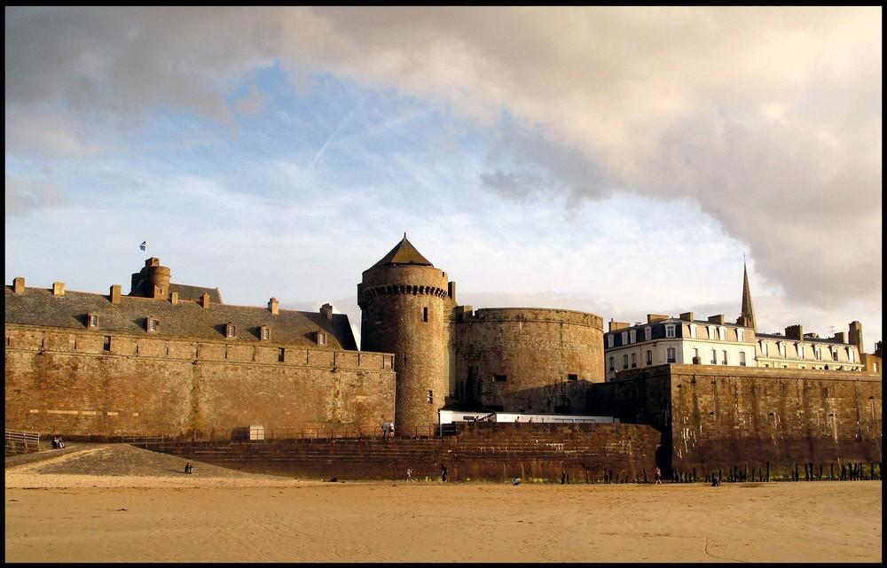 Altstadt von Saint-Malo