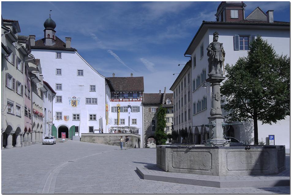 Altstadt von Wil SG #1