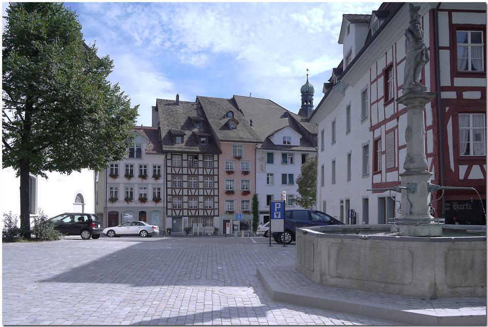 Altstadt von Wil SG #2