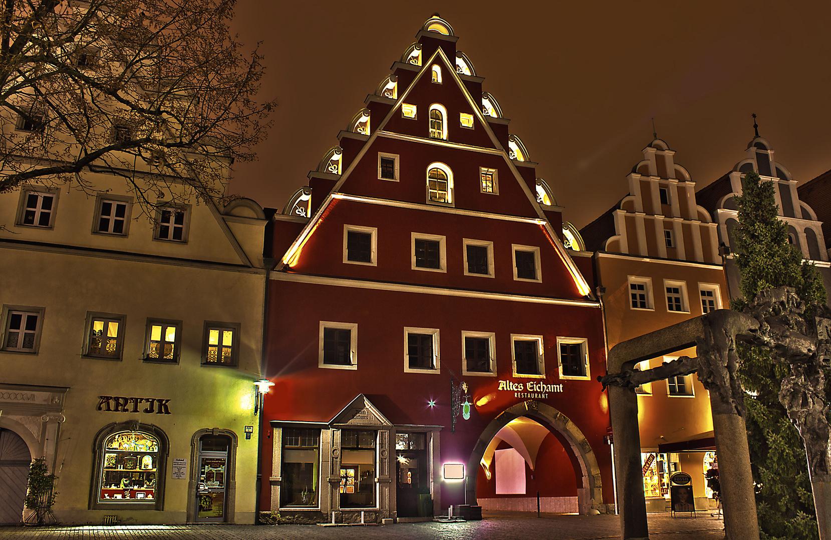 Altstadt Weiden Foto Bild