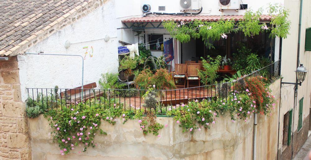 Altstadtbalkon von Alcudia