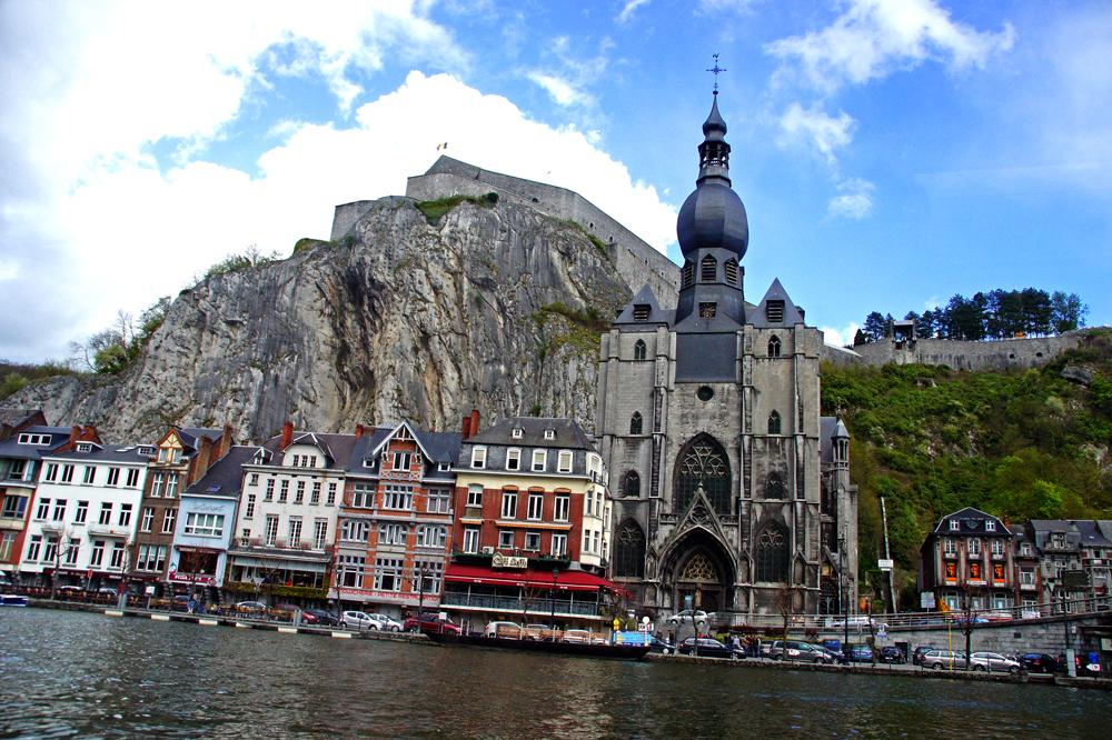 Altstadtbild von Dinant