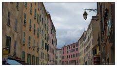 Altstadtfassaden I