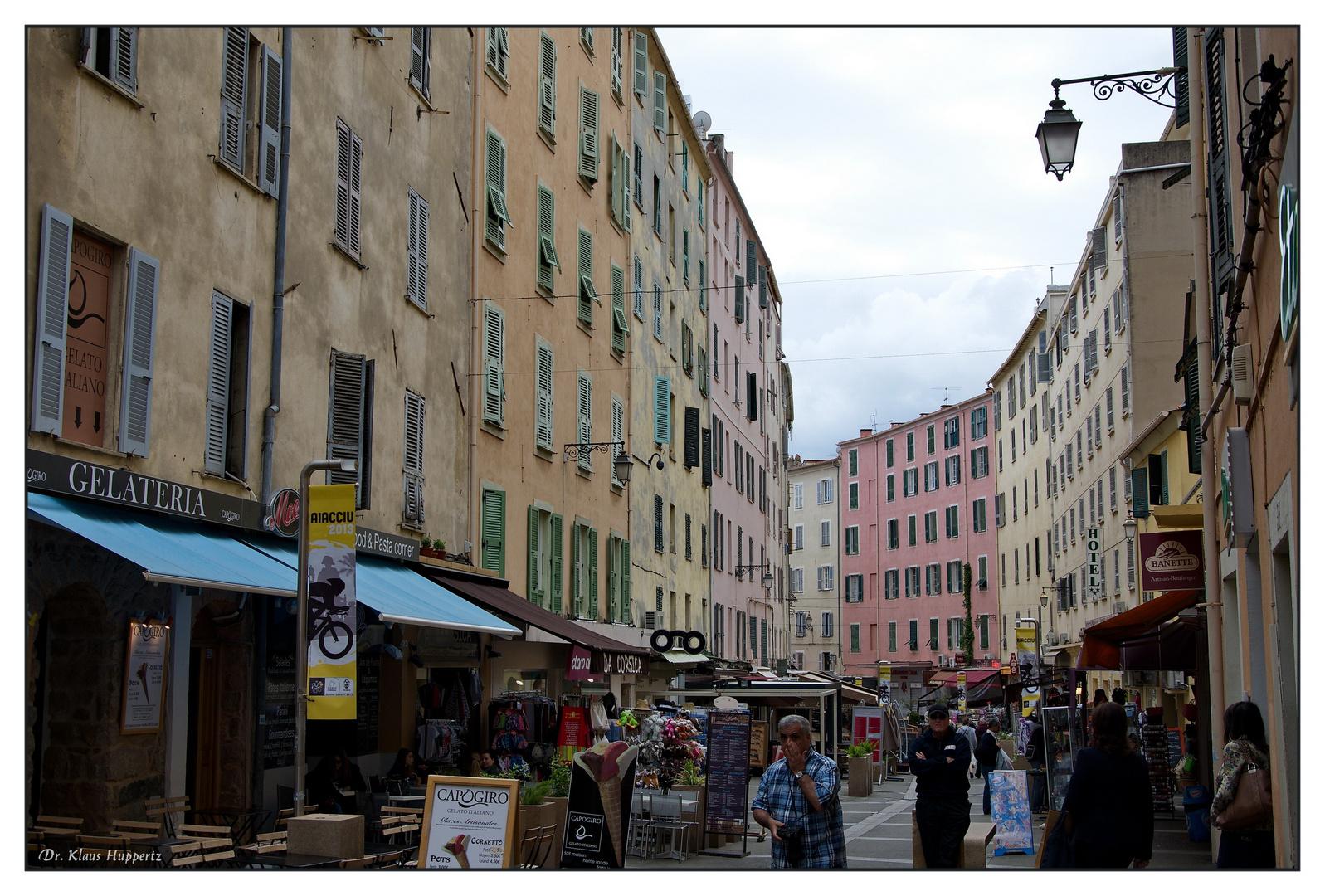 Altstadtfassaden II