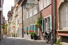 Altstadtflair Lindau