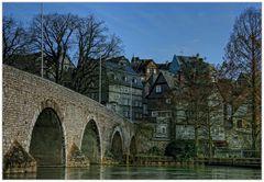 -Altstadtflair von Wetzlar im März 2009-