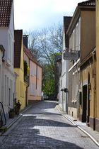 Altstadtgasse in Jever