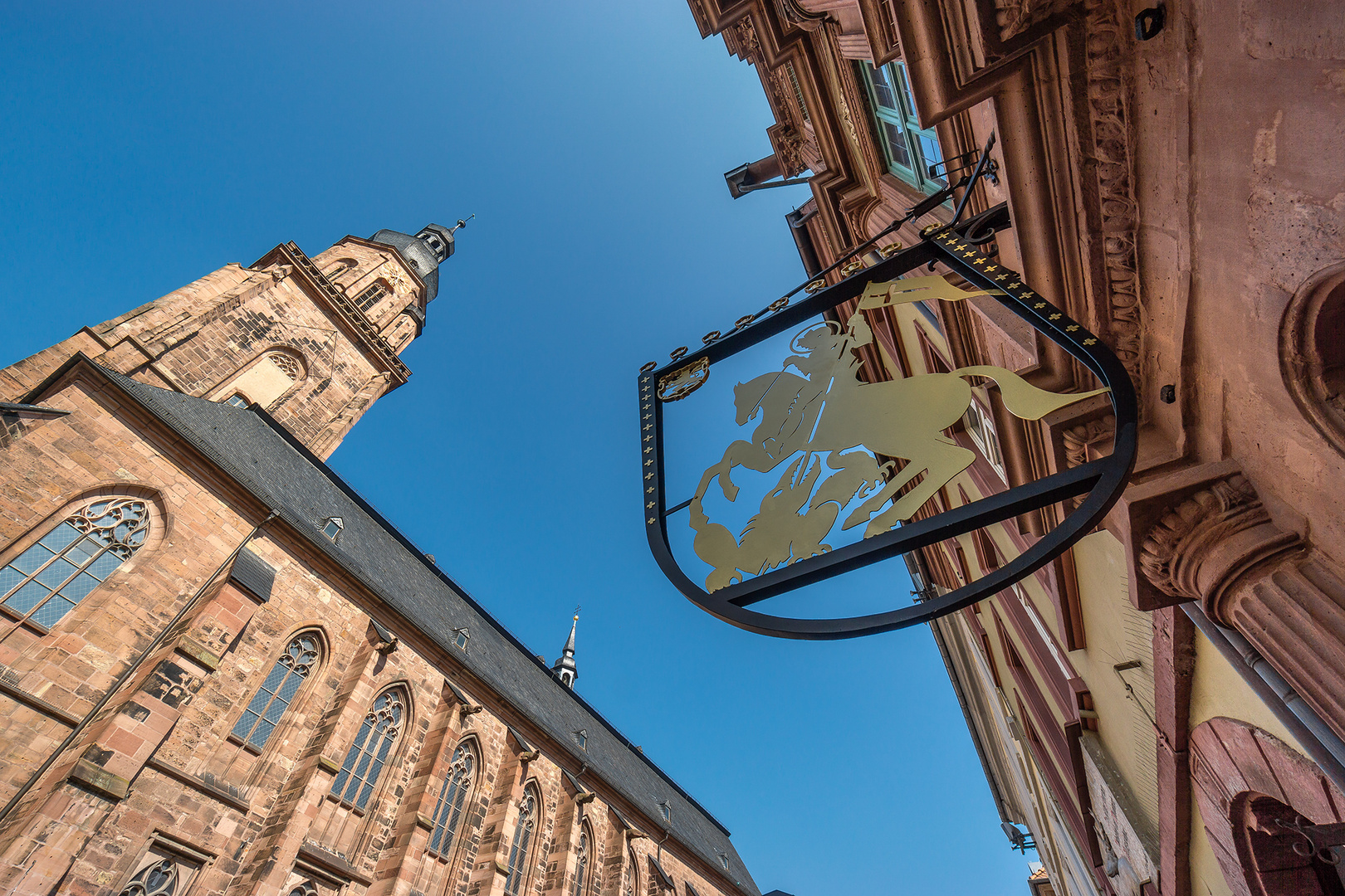 Altstadtspaziergang Heidelberg #3