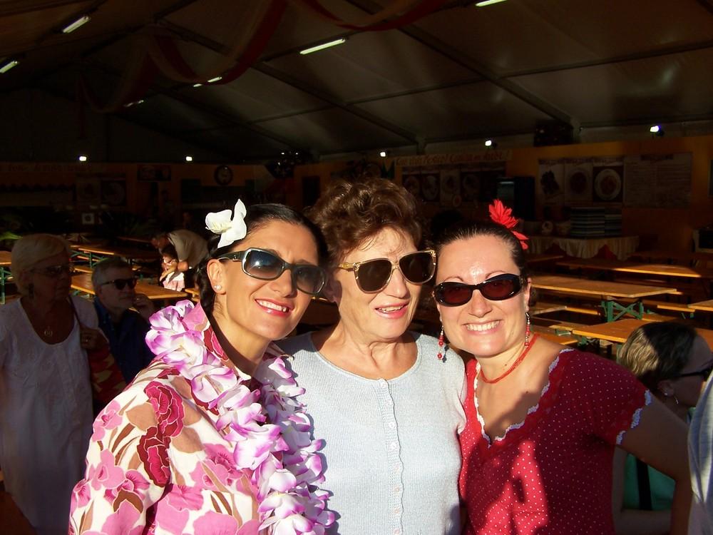 Aly & Betta con Nonna SJ Senigallia 2008