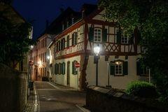 Alzey Schloßgasse