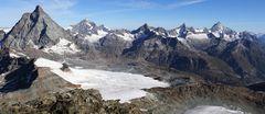 Am 31.07. 2015 gab es den fotografisch-alpinen Höhepunkt meines alpinen Fotolebens,