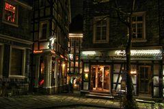 Am Abend in Hattingen!