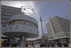 Am Alex in Berlin