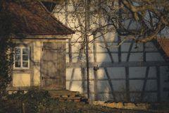 am alten Gartenhaus II