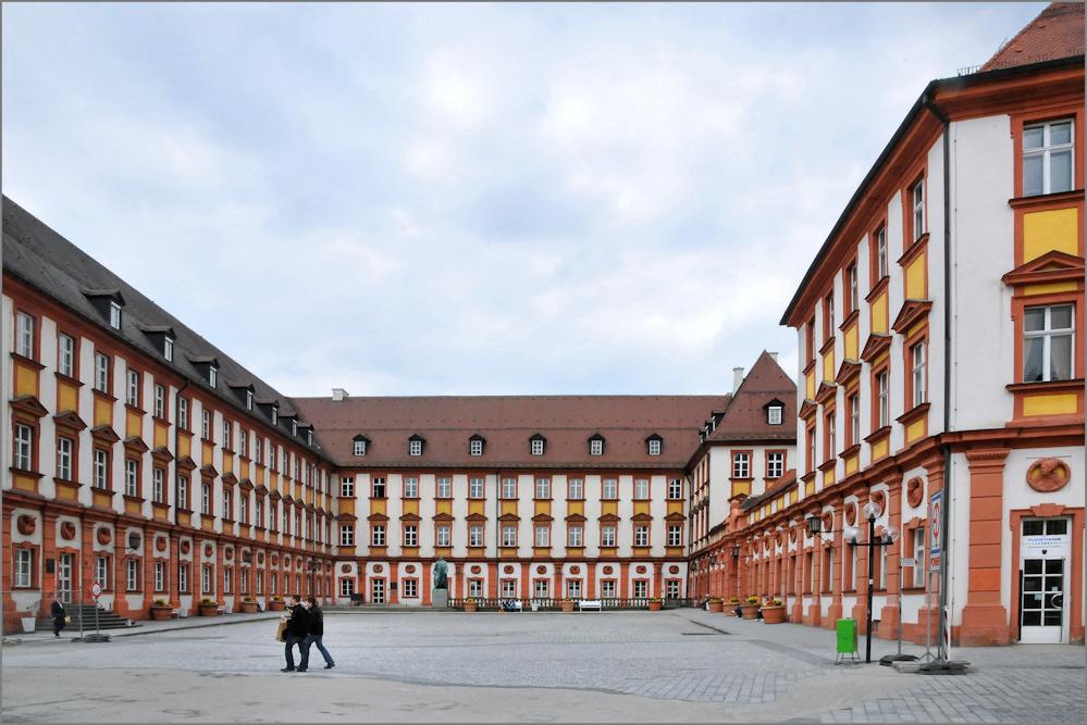 Am alten Schloß (I)