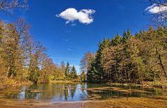 Am alten Teich