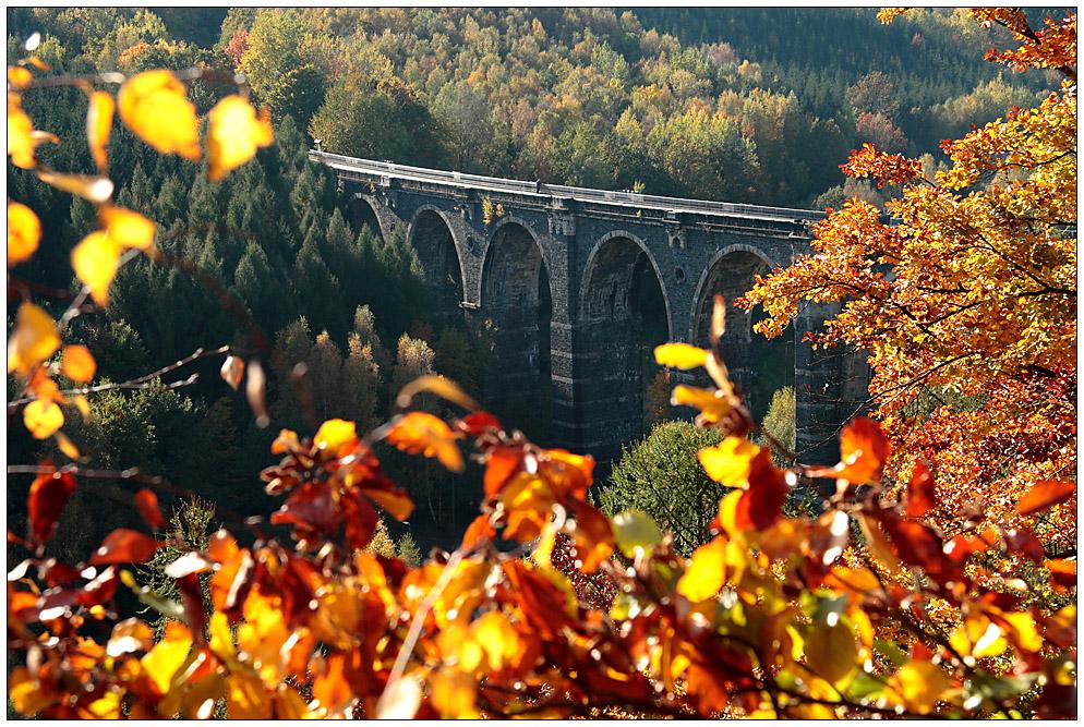 Am alten Viadukt...