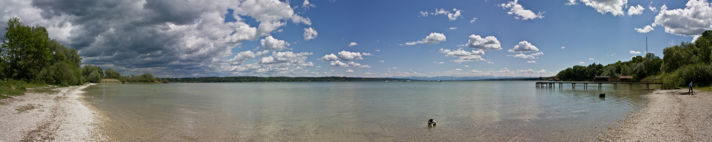 ...am Ammersee