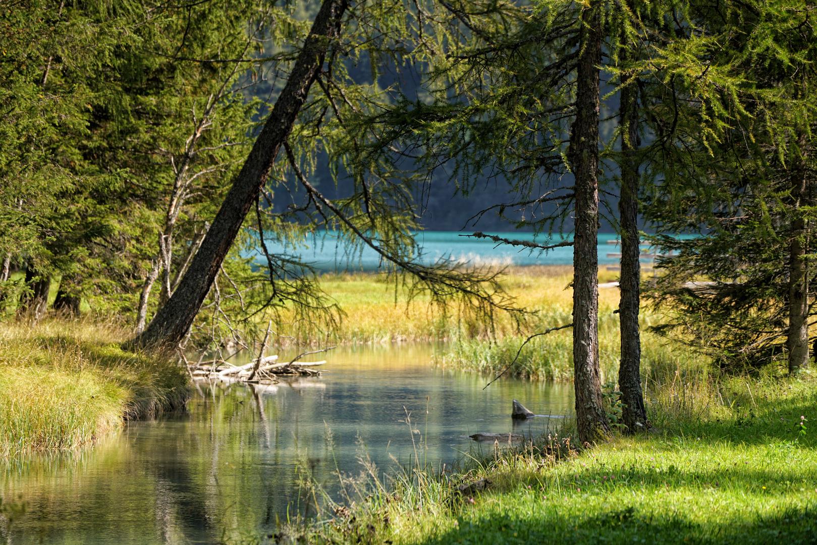 Am Antholzer See