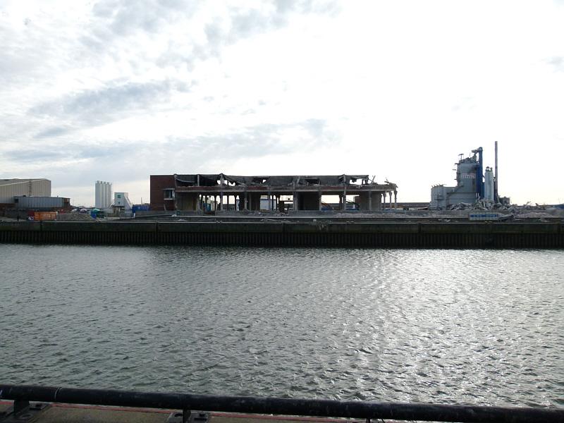 Am Baakenhafen 2012