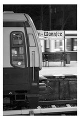 Am Bahnhof Wannsee