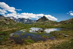 Am Bernina-Pass