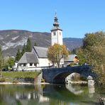 "Am ""Bledersee""/Slowenien"
