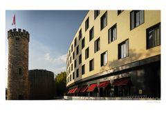 Am Bollwerksturm in Heilbronn