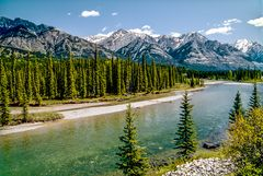 Am Bow River