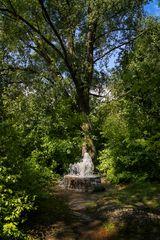 Am Brunnen vor dem Baume da steht ein ...