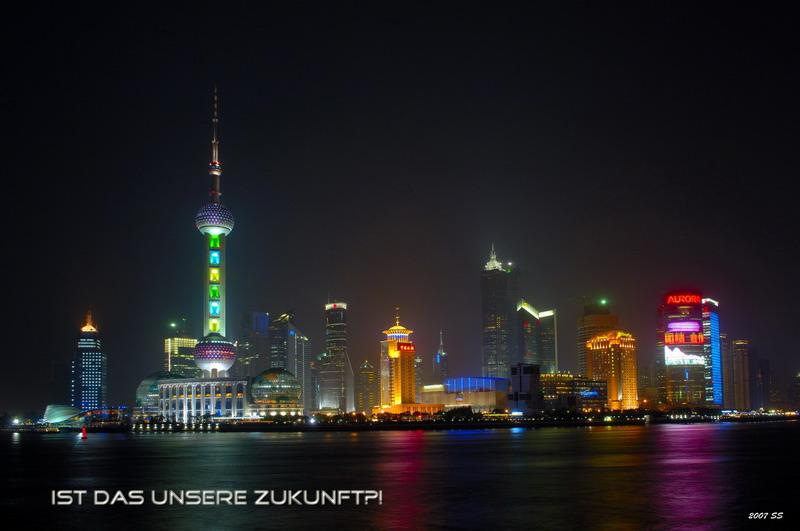 Am Bund - Shanghai