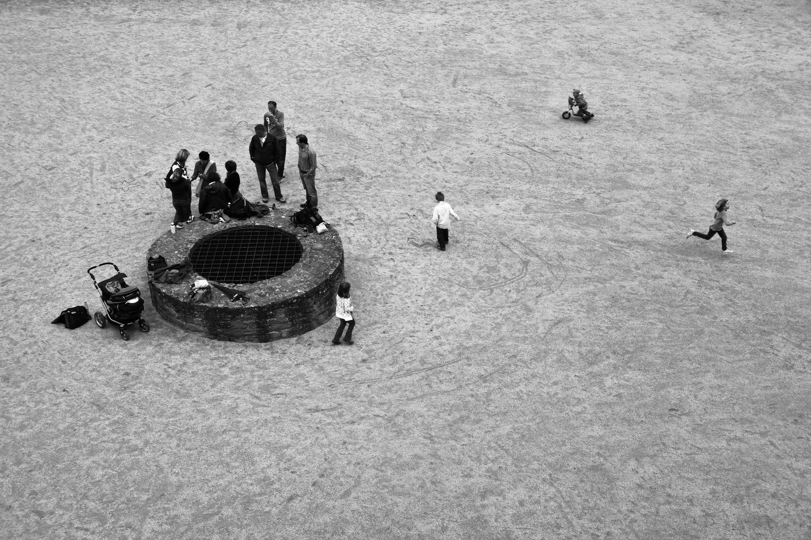 am Burgbrunnen