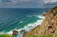 ... am Cabo da Roca ...