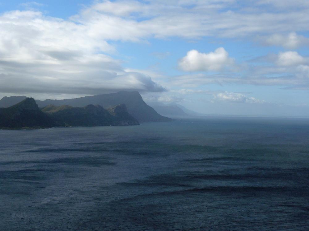Am Cape Point