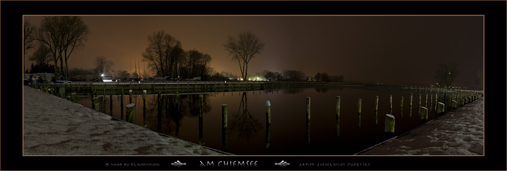 """am Chiemsee """"Reloaded"""""""