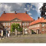 am domplatz  in münster (1)