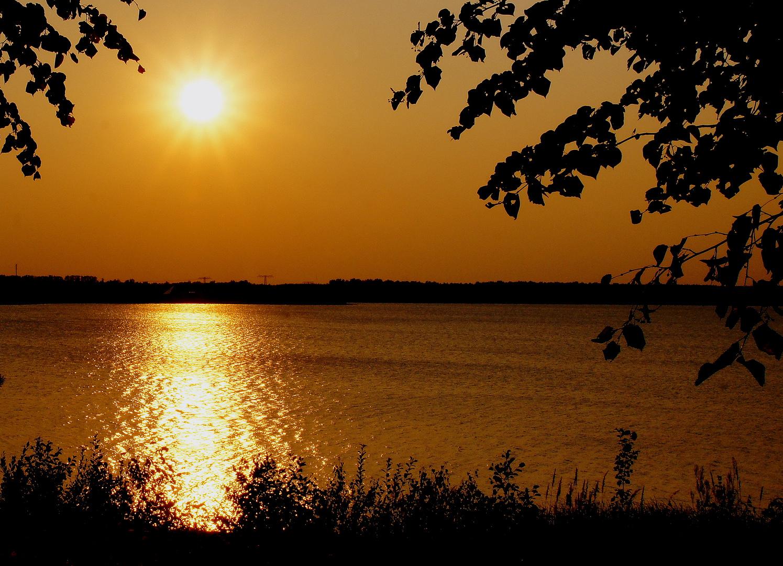 Am Dreiweiberner See